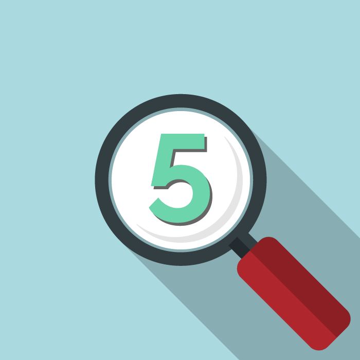 top 5 tips for search engines