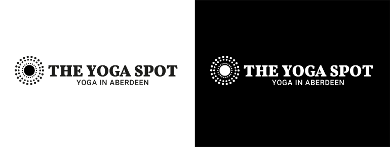 The Yoga Spot Logo Concept 1