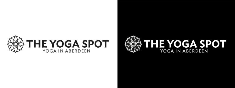 The Yoga Spot Logo Concept 2