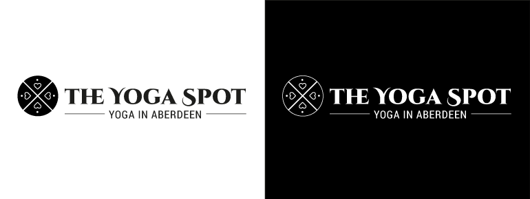 The Yoga Spot Logo Concept 3