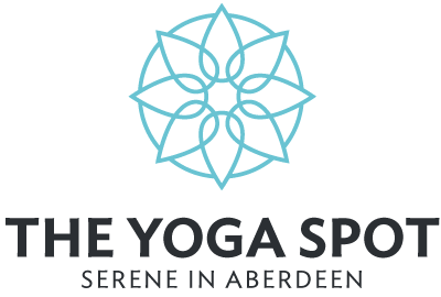 The Yoga Spot Logo (Stacked)