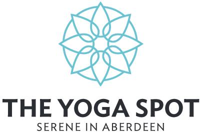 The Yoga Spot Logo (Stacked)