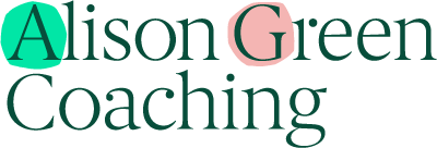 Alison Green Coaching Logo