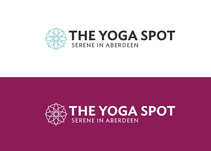 Thy Yoga Spot Logo