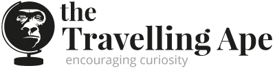 The Travelling Ape logo
