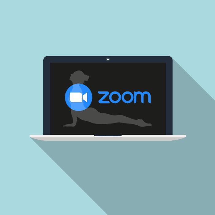 7 tips for yoga teachers using Zoom